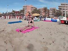 Amateur, German, Outdoor, Beach