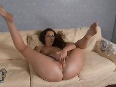 Amateur, Big Tits, Casting, Masturbation