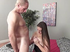 Blowjob, Creampie, Old and Young