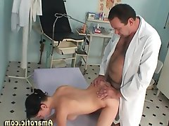 Babe, Czech, Doctor, Medical, Teen