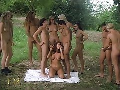 Group Sex, Orgy, Party, Teen