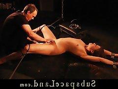 BDSM, Dildo, Masturbation, Russian