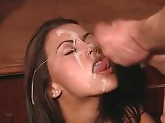 Babe, Big Boobs, Cum in mouth, Cumshot