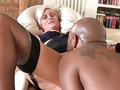 Blonde, Hardcore, Interracial, MILF, Old and Young
