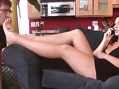 BDSM, Femdom, Foot Fetish