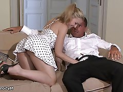 Blonde, Czech, Hardcore, Old and Young, Teen