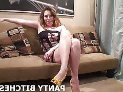 BDSM, Femdom, Lingerie, POV, Panties