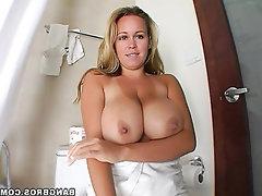 Big Ass, Big Tits, Blowjob, Cumshot, Handjob
