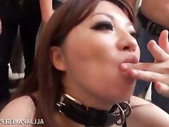 Asian, Babe, Big Tits, Blowjob, Fetish