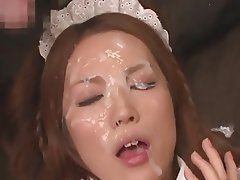Bukkake, Facial, Japanese