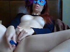 Masturbation, Small Tits