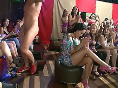 Amateur, CFNM, Housewife, Party