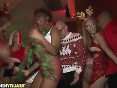 Babe, Blowjob, Cumshot, Lesbian, Stockings