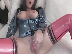 Amateur, Masturbation, Orgasm, Webcam