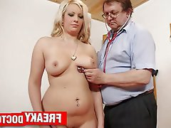 Old and Young, Teen, Czech, Blonde